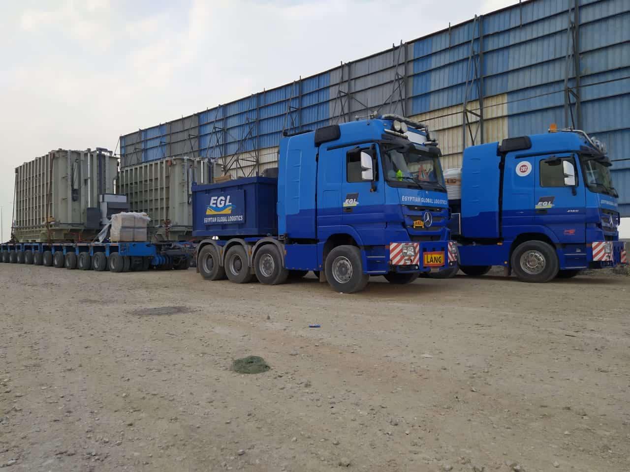 Heavy Transformers